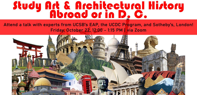 History of Art & Architecture Study Abroad Presentation