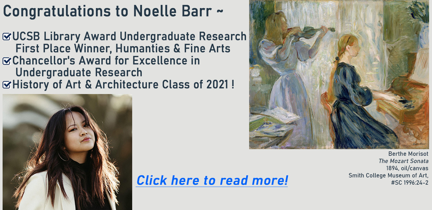 Noelle Barr Receives Dual Honors for Outstanding Research